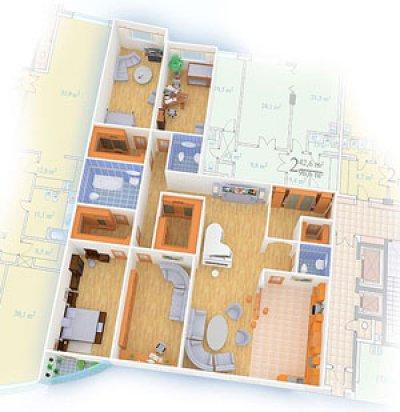 Оформление перепланировки квартиры цена Олвин